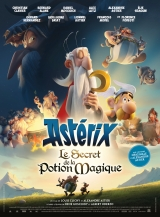 ASTERIX ET LE SECRET DE LA POTION MAGIQUE