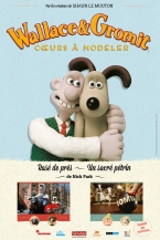 WALLACE GROMIT COEUR