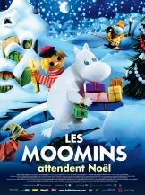 LES MOOMINS ATTENDENT