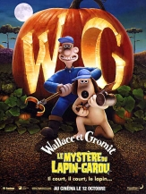 WALLACE GROMIT MY LAPIN G