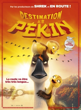Destination Pékin !