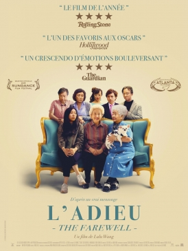 Affiche du film L'Adieu (The Farewell)