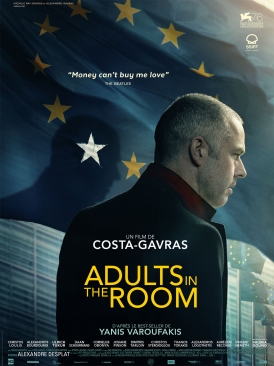 Affiche du film Adults in the Room